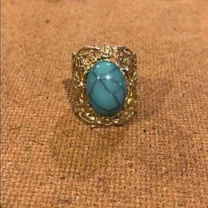 Jewelry - Beautiful Turquoise Ring